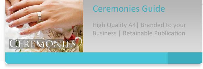 Ceremonies Guide