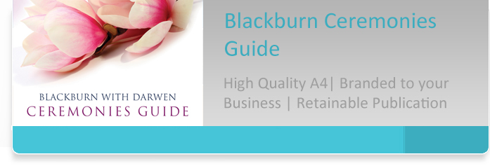 Blackburn Ceremonies Guide