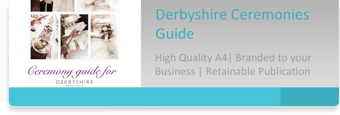 Derbyshire Ceremonies Guide